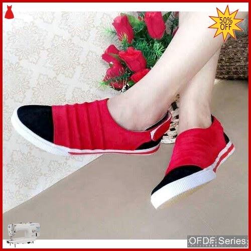OFDF228 Sepatu Sneakers Cantik Kets Jolyn warna BMGShop