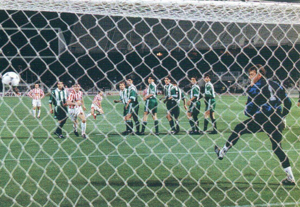 παοκ ολυμπιακοσ γκολ: ερυθρολευκο μετεριζι: ΣΑΝ ΣΗΜΕΡΑ ΤΟ 1997