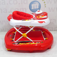 Baby Walker Disney Mickey Mouse Lisensi NBW1031MCR