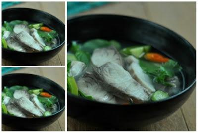 Resep Ikan Kuah Asam Spesial