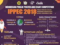 Lomba Essay dan Desain Poster Nasional 2018 di Universitas Mataram