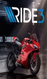 ride3cover - RIDE 3 Update 3 incl DLC-CODEX