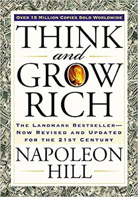 Think and Grow rich pdf by Napoleon Hill download free