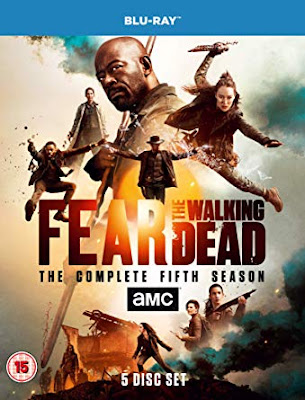 Fear the Walking Dead S05 Dual Audio Series 720p BRRip HEVC