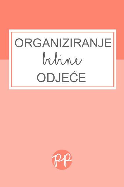 Organiziranje bebine odjeće
