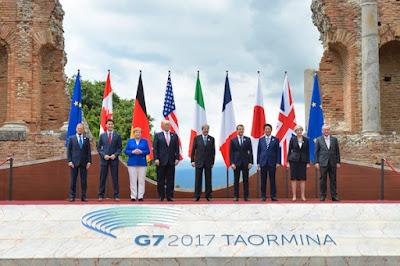 G-7 Complete List of International Summits