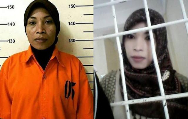 Sri Rahayu Ningsih Korban Fitnah Saracen yang Kini Dipenjara Minta Abu Janda Ditangkap