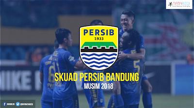 Skuad Pemain Persib Bandung Musim 2018
