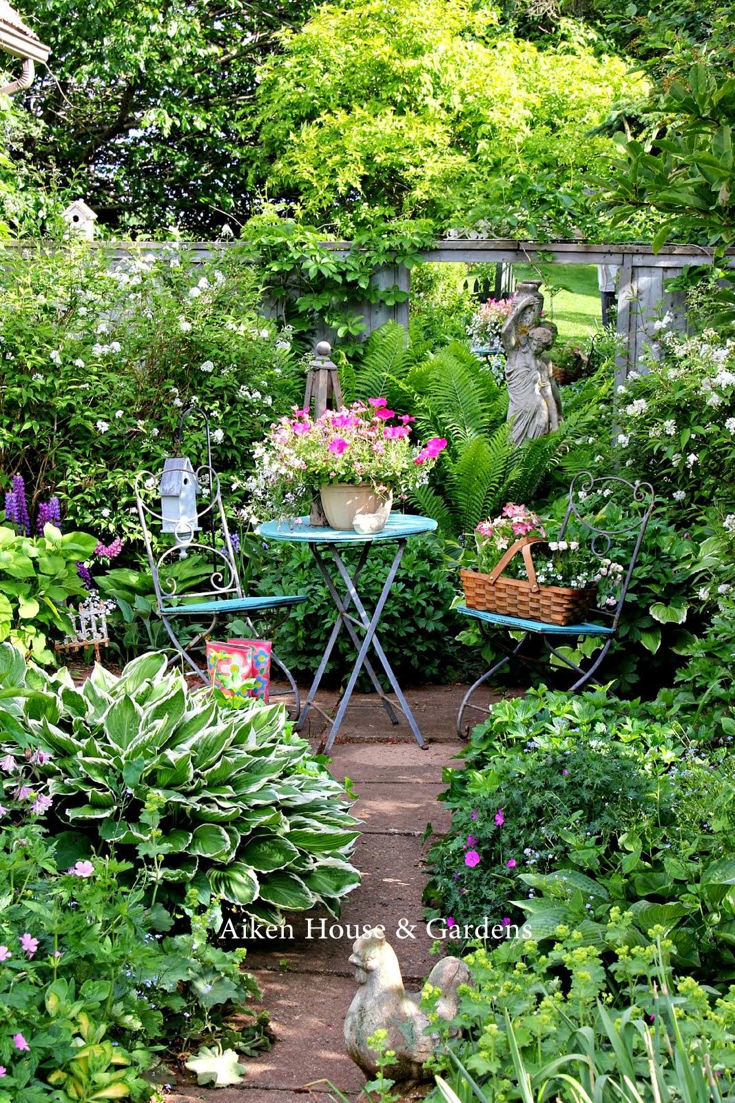 Aiken house gardens welcome summer for Aiken house