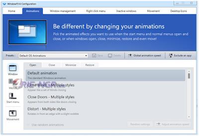 Stardock WindowFX 6.02 Full Version