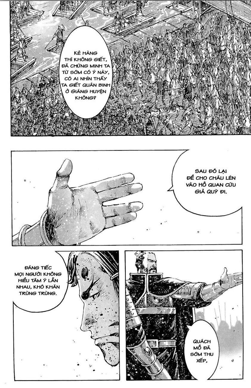 Hỏa phụng liêu nguyên Chương 365: Gai còn lớn hơn [Remake] trang 18