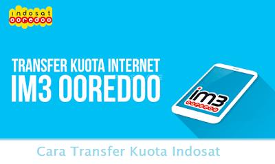 Cara Transfer Kuota Indosat (Termudah.com)