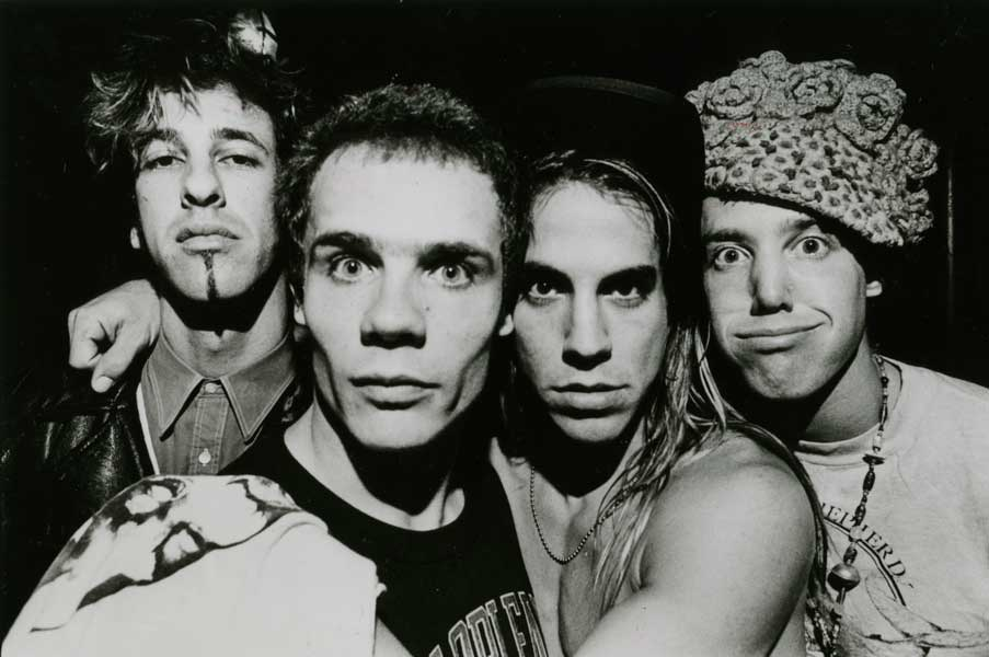 red hot chili peppers discography zip
