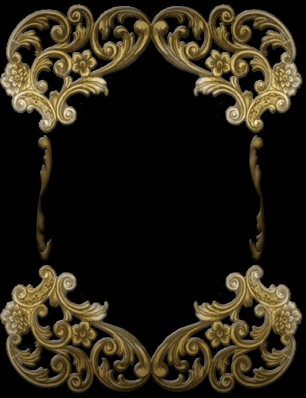 Digital Printables: Free Ornate Victorian Frame