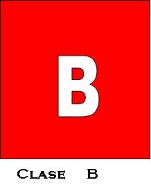 Clases de fuego tipo B