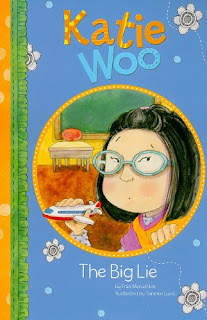 Katie Woo  The Big Lie I Book about honesty