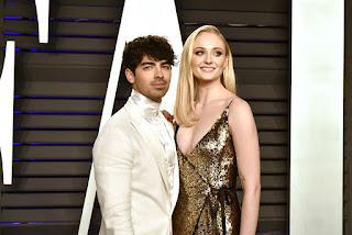 Sophie Turner and Joe Jonas get married after a secret ceremony in Las Vegas.