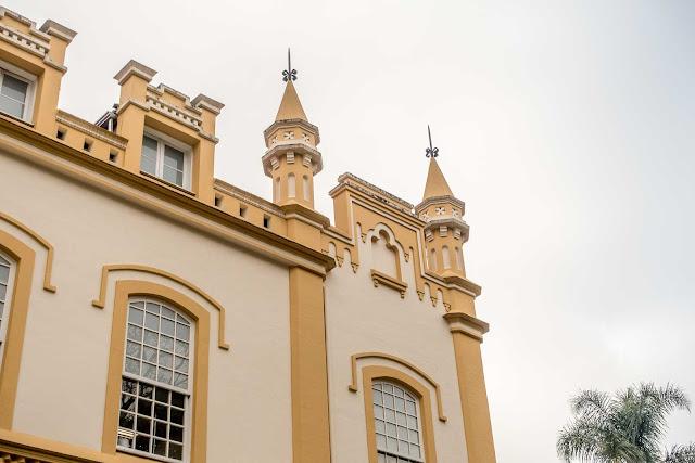 Santa Casa - alguns detalhes externos
