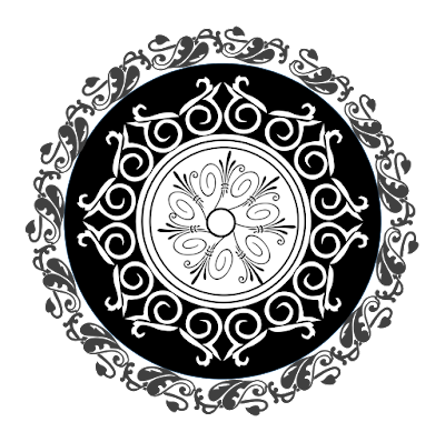 Free Clipart Mandala Series RT008