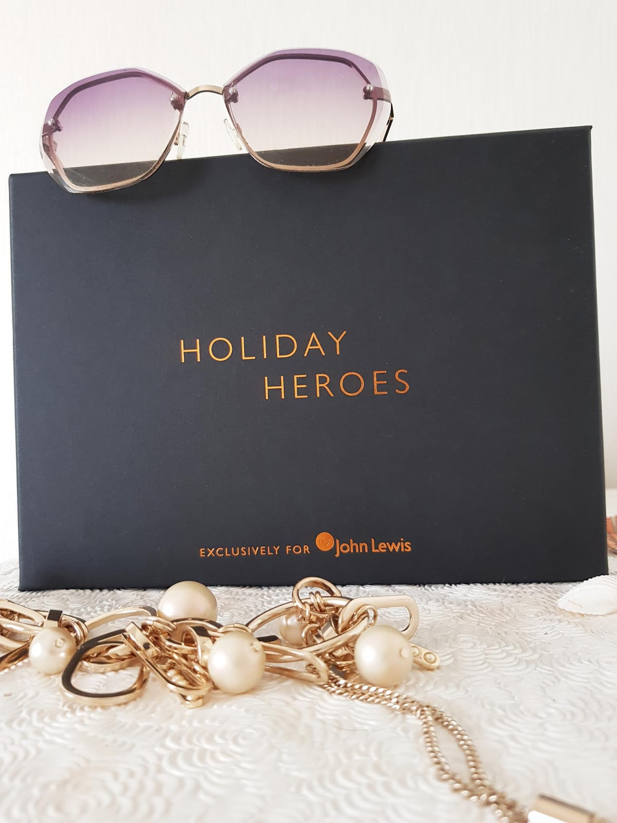 John Lewis and Partners Holiday Heroes Box