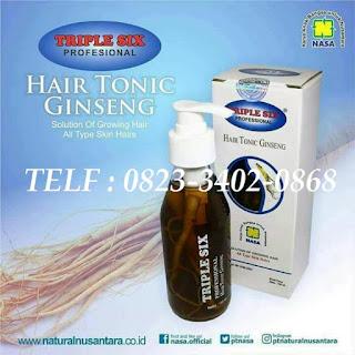 Hair Tonic Ginseng Nasa Mengobati KERONTOKAN Rambut