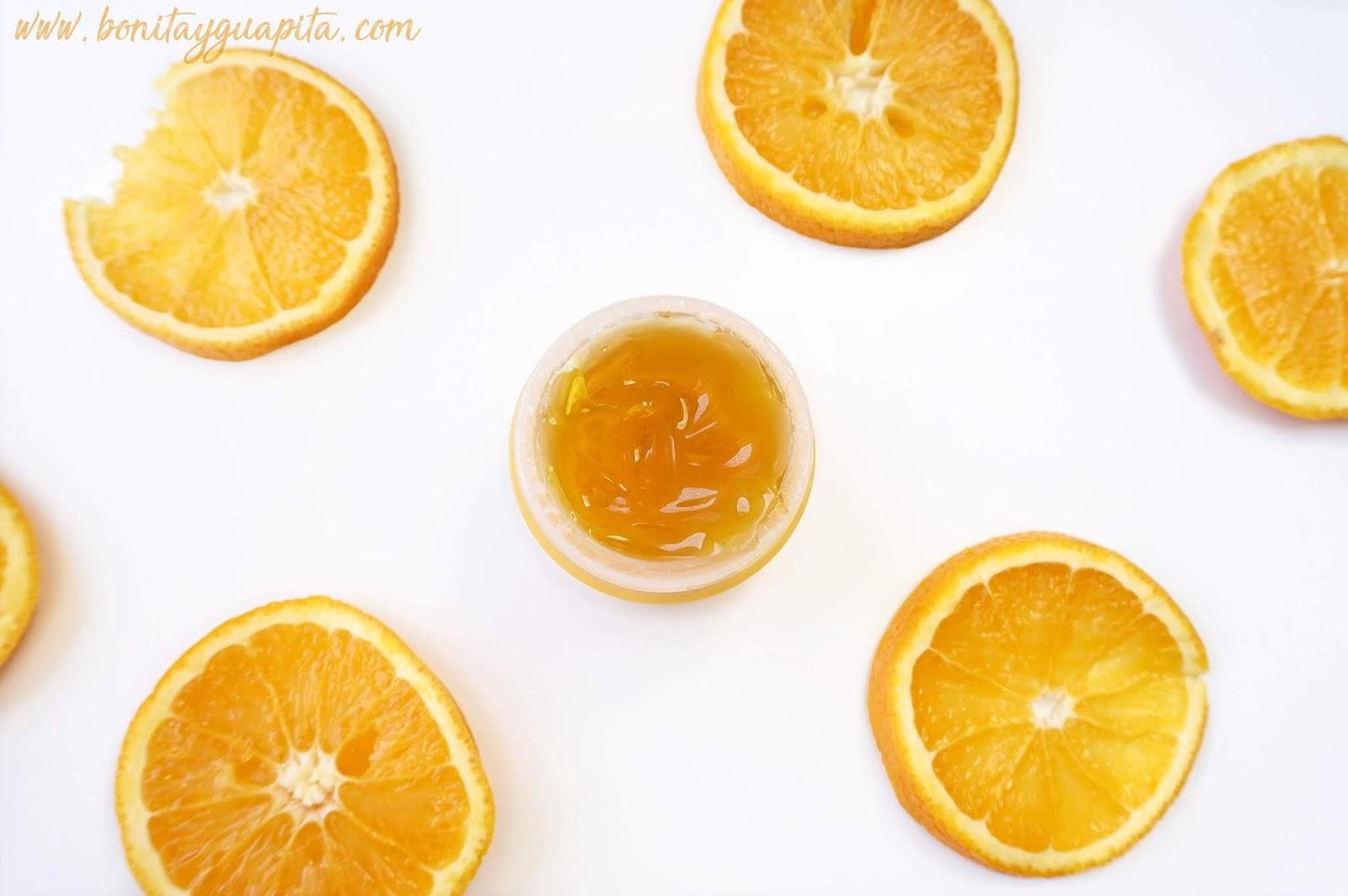 Mascarilla naranja NUXE