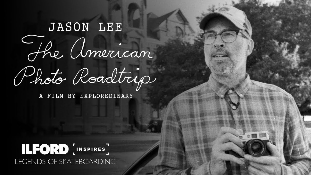 Jason Lee: The American Photo Roadtrip