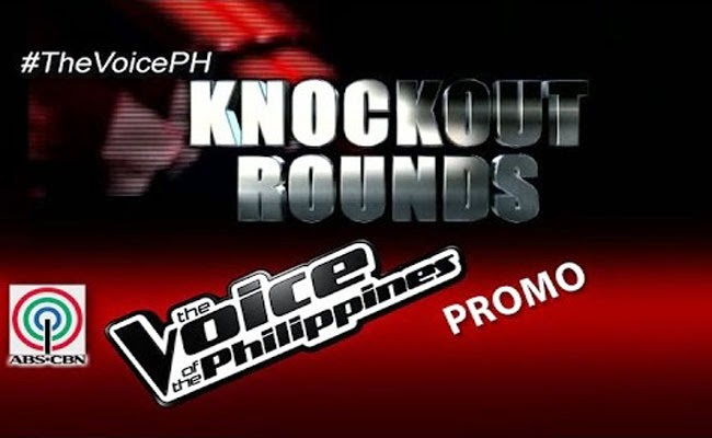 The Voice of the Philippines Season 2 Knock Out Rounds January 10 - 11, 2015 Performance Replay