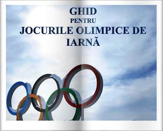 romania olimpiada de iarna 2018 coreea de sud ghid turisti