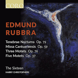 Edmund Rubbra - The Sixteen