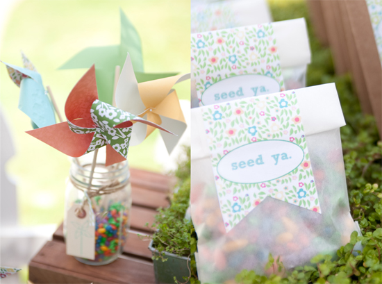 CAKE events + design ONE TO GROW ON Favors yep might be - fresh birthday party invitation message to friends