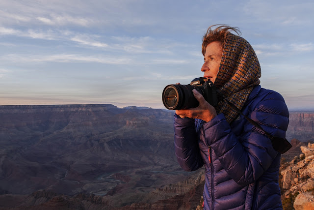 Photojournalist Annie Griffiths | Hands on with Panasonic S1R