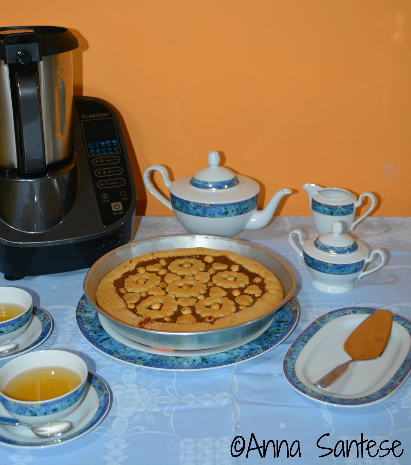 La Creatività di Anna!!!: Klarstein Kitchen Machine Food Circus ...