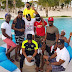 Singer Banky W, Tv Host Ebuka and Tunde Demuren Vacation in Punta Cana (Photo)