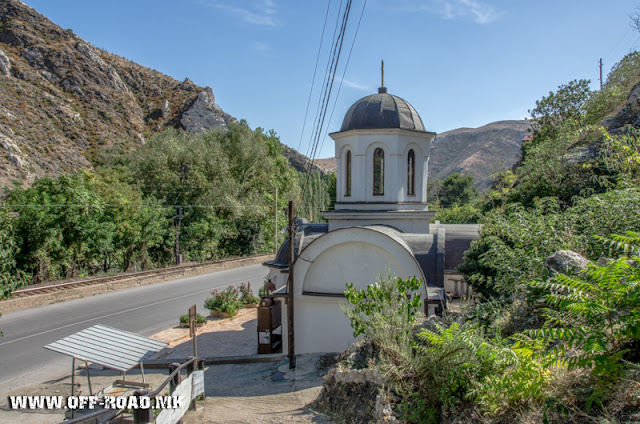 Sv. Petka, Veles, Macedonia