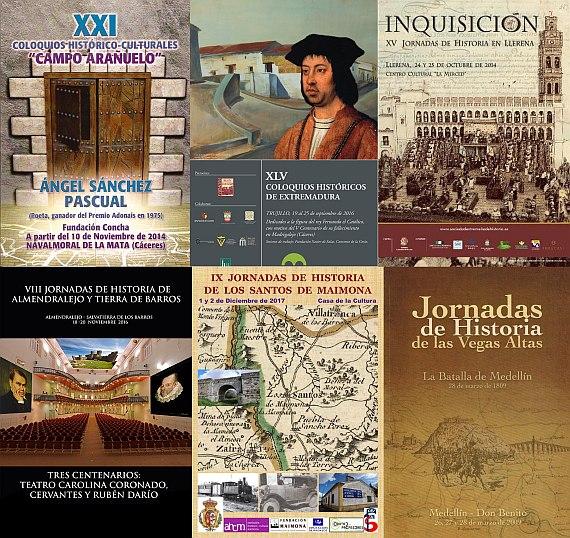 Federación de Entidades Organizadoras de Jornadas de Historia de Extremadura