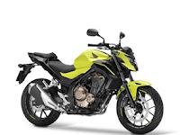 Review Spesiifikasi Motor CB500F
