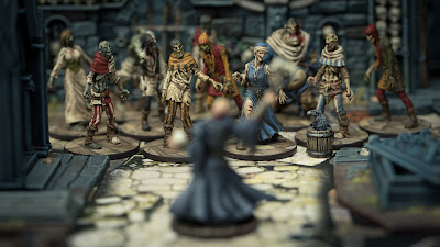 Sorastro's Painting - Zombicide Black Plague tutorial