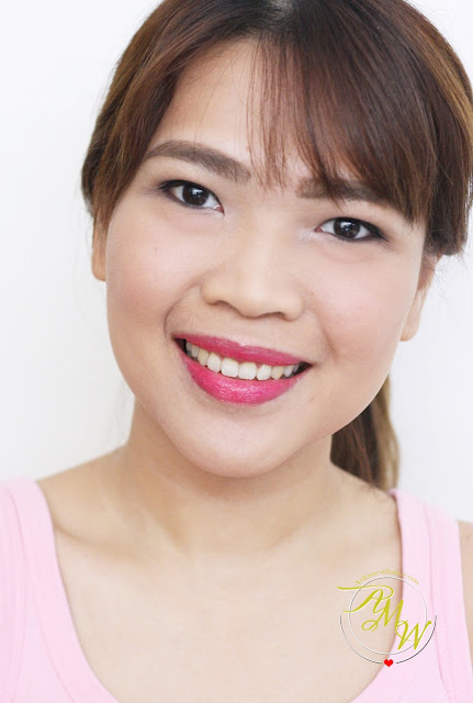 a photo of askmewhats Max FactorX Velvet Matte Lipstick Review (25 Blush)