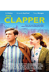The Clapper (2017) BRRip 720p Latino AC3 2.0 / Español Castellano AC3 5.1 / ingles AC3 5.1 BDRip m720p