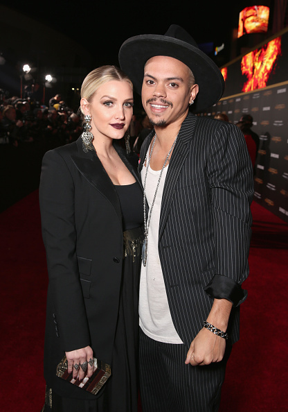 Ashlee Simpson Red Carpet