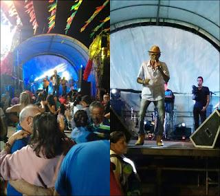 No bairro Pedro Salustino, 'Circuito Junino 2017' registra presença de ótimo público em Picuí