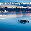 Sayings And Quotes About Revenge