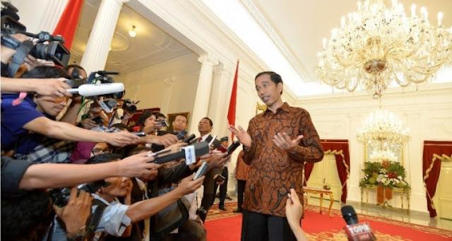 Mengenai Pergantian Atau Perpanjangan Kapolri, Presiden Jokowi belum memutuskan