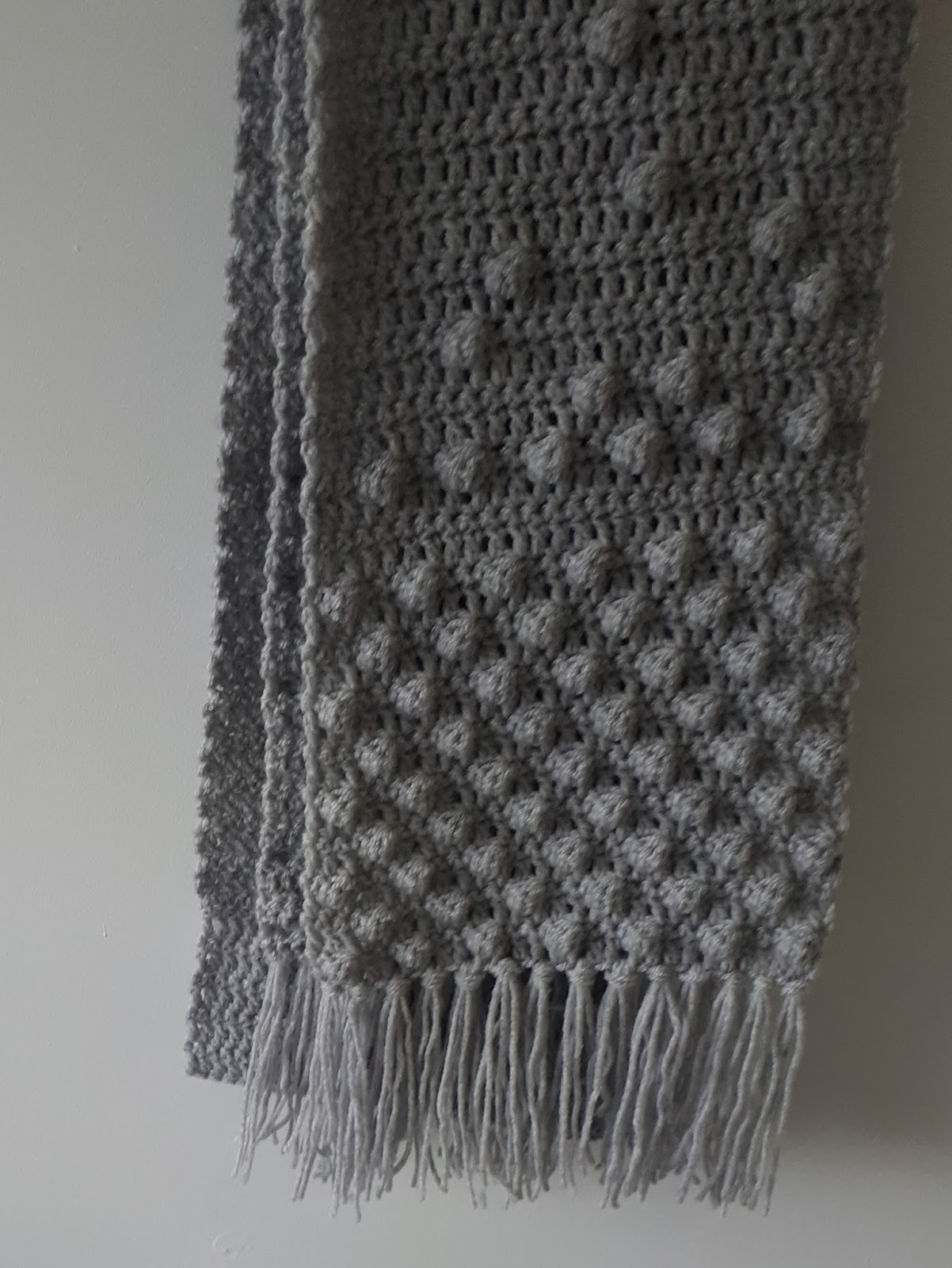 Hip En Kleurig Patroon Sjaal
