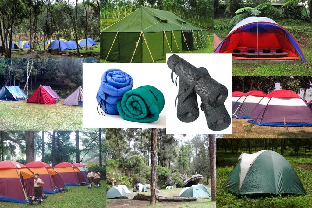 rental tenda alat2 kemah camping paint ball outbound di area wisata kebun raya cibodas mandalawangi taman nasional gede pangrango