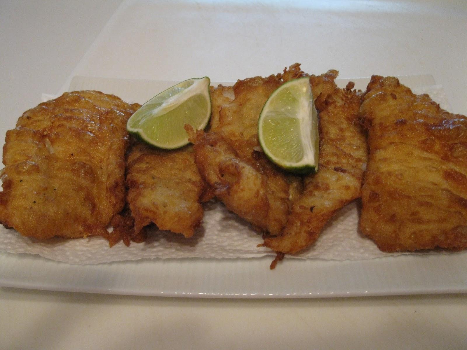 ma cuisine sans pr 233 tention fish and chips d aiglefin 224 la bi 232 re