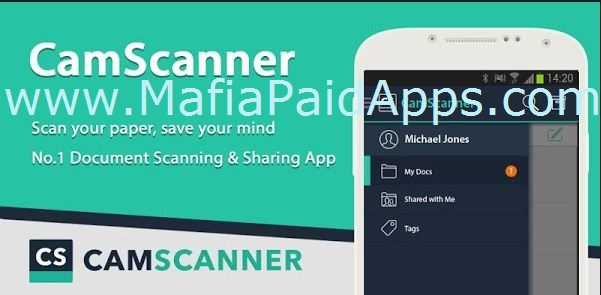 CamScanner Phone PDF Creator Full 5 5 0 20180205 Apk for