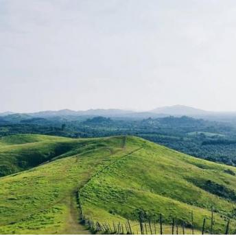 4 Bukit Cantik di Banjarmasin Yang Wajib Kamu Kunjungi