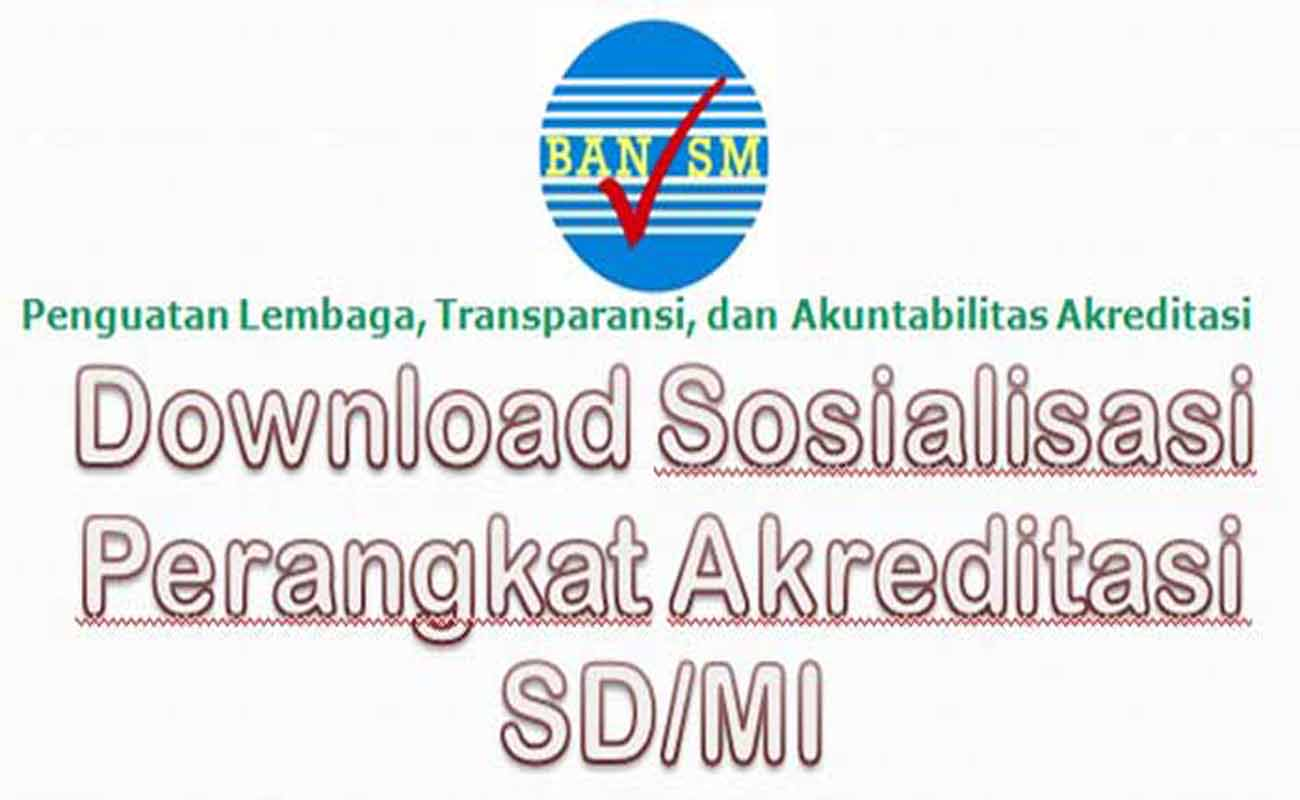 Download Perangkat Akreditasi